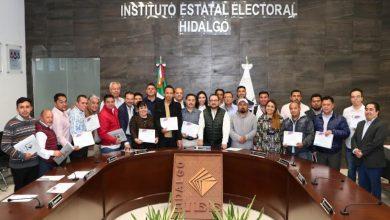 Photo of IEEH capacita a candidatos independiente sobre uso de Aplicación Móvil