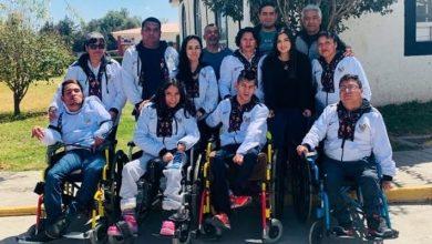 Photo of Hidalguenses viajan a la 1a Copa Nacional de Boccia «San Marcos 2020»