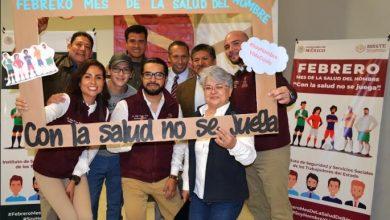 Photo of ISSSTE Hidalgo presenta campaña en pro de la salud del hombre