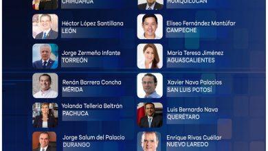 Photo of Aparece Yoli Tellería entre los alcaldes mejor evaluados de México