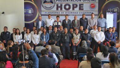 Photo of Presentan en Mineral de la Reforma app de seguridad «Hope ayuda ciudadana»