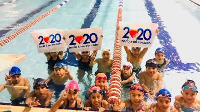 Photo of Culmina con gran éxito el programa «Nado por mi corazón 2020»