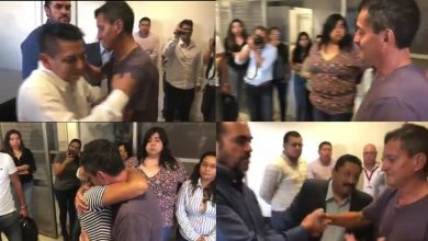 Photo of Liberan a periodista secuestrado en Morelos; hay diez detenidos