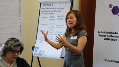 Photo of Intensifica Planeación acciones para actualización del  Plan Estatal de Desarrollo