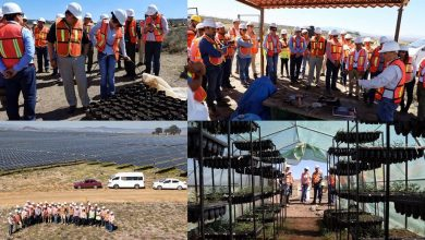 Photo of Presentan a Diputadas y Diputados locales funcionamiento del Parque Solar de Nopala de Villagrán