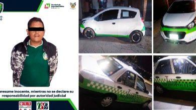 Photo of SSPH detiene a hombre presuntamente vinculado con robo de vehículo