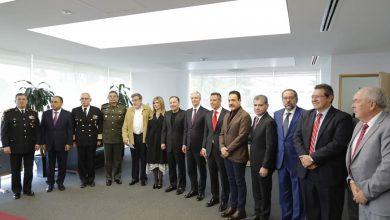 Photo of Se reúnen gobernadores con gabinete de seguridad nacional