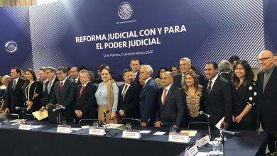 Photo of Presentan paquete de reformas al Poder Judicial de la Federación