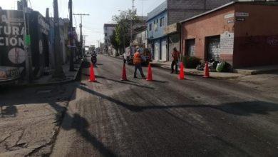 Photo of SOPOT  continúa con la rehabilitación de vialidades en Pachuca