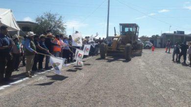 Photo of Inicia reconstrucción en Uxdejhe-Yexthó Chico en Tecozautla