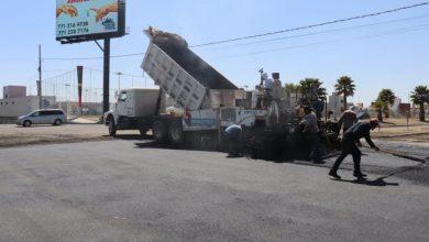 Photo of SOPOT rehabilita Av. Presa de Jales Norte a Boulevard Nuevo Hidalgo
