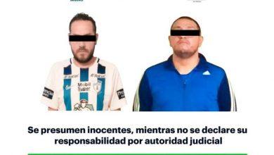 Photo of Policía Estatal detiene a 2 hombres por presunto asalto en Zimapán