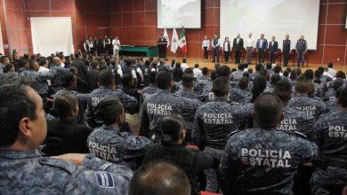 Photo of Reconocen a agentes de la SSPH por destacada labor y desempeño