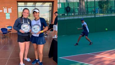 Photo of La Selección Estatal de Hidalgo de tenis participó en el torneo regional