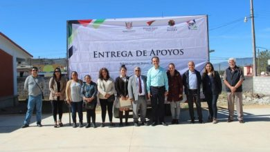 Photo of FPR entregó material para ampliación de barda perimetral en Técnica 60 de Napateco, Tulancingo
