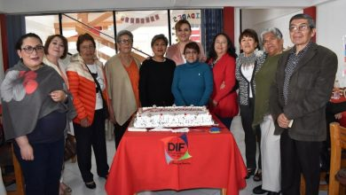 Photo of DIF Tulancingo atiende a 222 adultos mayores en Casa Club de la Tercera Edad
