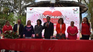 Photo of Últimos días para  inscripción a Campaña Bodas Colectivas 2020 en Tulancingo