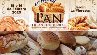 Photo of Próximo fin de semana Feria del Pan en Tulancingo