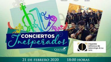 Photo of Próximos conciertos inesperados con Orquesta Sinfónica de Tulancingo