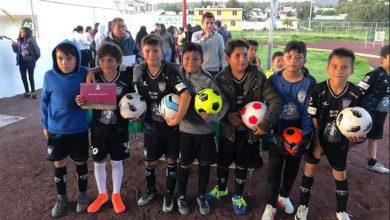 """Photo of Unidad Deportiva """"Javier Rojo Gómez"""" será sede del Futbolito Bimbo 2020 en Tulancingo"""