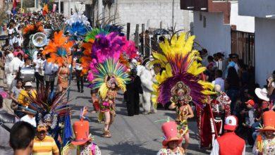 Photo of Carnaval «Orgullo y Tradición» 2020 en Santiago Tulantepec