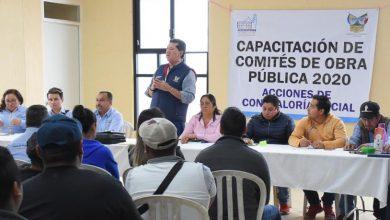 Photo of Contraloría capacita a comités de Obra Pública en Xochiatipan