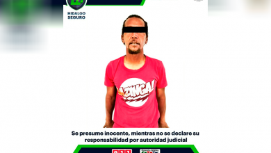 Photo of En operativo de Policía Estatal y C5i, hombre detenido por presunta privación de la libertad