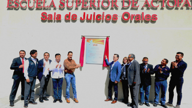 Photo of Inaugura UAEH aulas, talleres y Sala de Juicios Orales