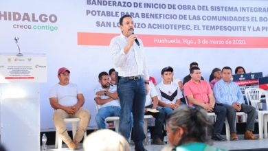 Photo of Anuncia gobernador de Hidalgo inversión en infraestructura por 53 mdp en Huehuetla