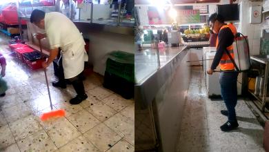 Photo of Se cumplió limpieza y fumigación en Mercados de Tulancingo