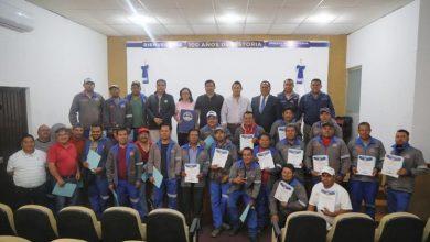 Photo of Se capacitan a trabajadores del ayuntamiento de Mineral de la Reforma