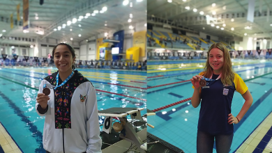 Photo of Hidalgo tuvo acción en el Arena Grand Prix Junior de natación 2020