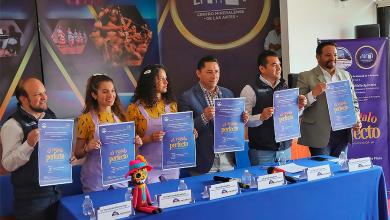 """Photo of Invita alcalde Raúl Camacho al espectáculo multidisciplinario """"El Regalo Prometido"""" próximo 26 de marzo en Gota de Plata"""