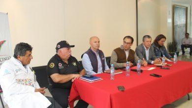 Photo of Alcalde Fernando Pérez informó de medidas ante COVID-19