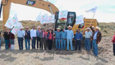 Photo of Entrega de apoyo agrícola en Cuautepec de Hinojosa