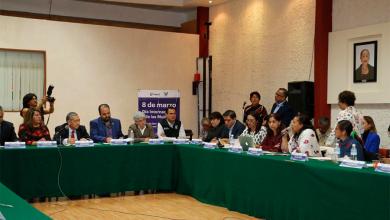 Photo of SEGOB lleva a cabo diálogos por los derechos de las mujeres