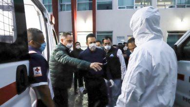 Photo of Presenta gobernador Omar Fayad «Operativo Escudo»