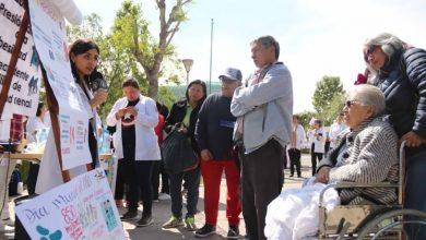 Photo of IMSS llevó a cabo la «Feria del riñón» en HGZMF 1 en Pachuca