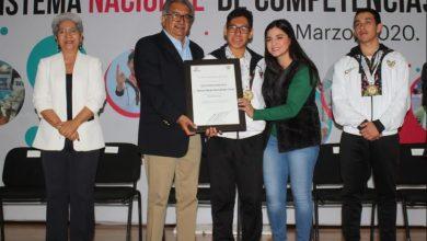 Photo of Galardonan a los mejores  deportistas hidalguenses del SNC 2019