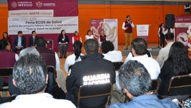 Photo of Realiza ISSSTE 1a Feria Ecos de Salud