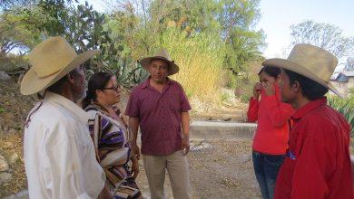 Photo of Denuncia activista  contaminación por jales mineros en Zimapán