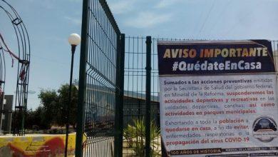 Photo of Mineral de la Reforma continua sumando medidas preventivas ante Covid-19