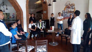 Photo of Realizan visitas a comercios para prevenir Covid-19 en Mineral de la Reforma