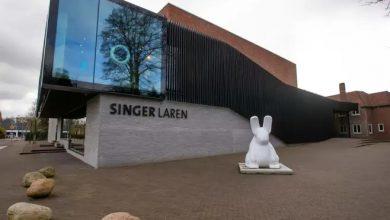 Photo of Roban obra de Van Gogh de Museo Singer Laren
