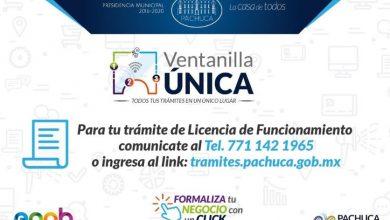 Photo of Tramita en Pachuca tu licencia de funcionamiento sin salir de casa