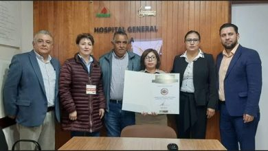 Photo of Certifican a Hospital General Pemex Tula como institución de Calidad