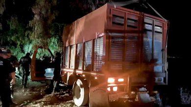 Photo of Aseguran, tras persecución, a individuo por robo de camioneta en Pachuca