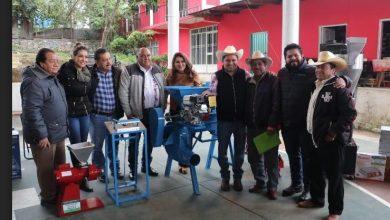 Photo of Entrega de apoyos para la región Otomí – Tepehua