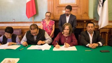 Photo of Alcaldía y Sindicato de trabajadores de Pachuca llegan a acuerdo