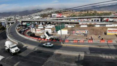 Photo of Realiza Sopot trabajos en bulevar Colosio entronque C.F. Pachuca-Tulancingo